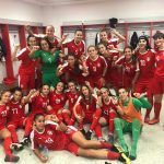WOMEN'S U17 QUALIFICATIONS | CADETS' SUCCESS IN A TIE VS. UKRAINE, A STEP TOWARDS THE ELITE ROUND