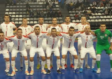 QUALIFICATIONS FOR THE 2020 FIFA FUTSAL WORLD CUP | RAKIĆ BROUGHT JOY AND PARTICIPATION OF SERBIA IN THE ELITE ROUND