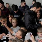 "SUPPORT SERBIA | MLADENOVAC HAD A MEMORABLE EVENT, LUKA MILIVOJEVIC AND MARKO DMITROVIC ENJOYED IN THE PRIMARY SCHOOL ""MOMCILO ZIVOJINOVIC"" AND IN A HIGH SCHOOL (VIDEO)"