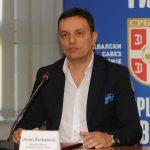 FA OF SERBIA GENERAL SECRETARY, JOVAN ŠURBATOVIĆ | GREAT SUPPORT FOR THE EAGLES IN OSLO