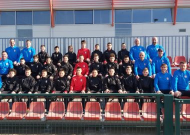 2020 WINTER SCHOOL OF FOOTBALL COMPLETED  | SERBIA  A BIRTH COUNTRY OF TALENTED CHILDREN
