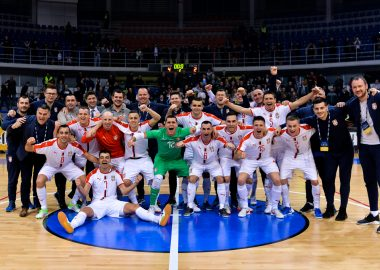 FUTSAL WORLD CUP 2020 PLAY OFF SERBIA - FINLAND, APRIL 9, NIŠ (18:00)