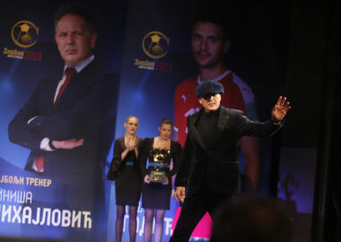 HONOR AND RECOGNITION FOR THE SERBIAN COACH OF THE YEAR 2019 |  SINIŠA MIHAJLOVIĆ HONORARY CITIZEN OF BOLOGNA