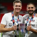 ONE GREAT SEASON CROWNED / MITROVIĆ WITH FULHAM IN PREMIER LEAGUE!