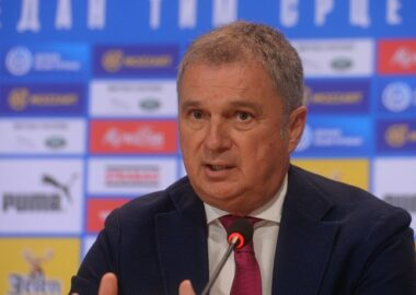 HEAD-COACH LJUBIŠA TUMBAKOVIĆ ANNOUNCES LIST OF PLAYERS FOR THE MATCHES WITH SCOTLAND, HUNGARY AND RUSSIA