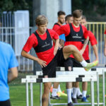 U21 PREPARATIONS BEFORE THE MATCHES VS LATVIA AND BULGARIA