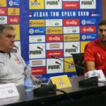 GATHERING OF THE EAGLES | VIDEO CONFERENCE OF THE HEAD-COACH LJUBIŠA TUMBAKOVIĆ AND DUŠAN TADIĆ, FIRST TRAINING SESSION