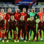 """WOMEN'S """"A"""" TEAM DEFEATED BY FRANCE 