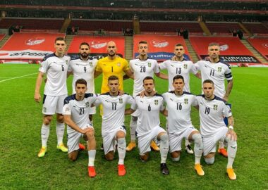 UEFA NATIONS LEAGUE B | GOOD GAME OF SERBIA IN ISTANBUL, TURKEY WITHOUT A DEFEAT