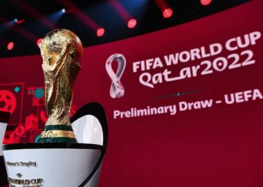 """2022 WORLD CUP QUALIFYING DRAW   SERBIA IN GROUP """"A"""" WITH PORTUGAL, REPUBLIC OF IRELAND, LUXEMBOURG AND AZERBAIJAN"""