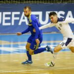 UEFA FUTSAL EURO 2022 QUALIFIERS | DRAW AGAINST ROMANIA, DEFEAT AGAINST BOSNIA AND HERZEGOVINA