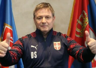 DRAGAN STOJKOVIĆ HEAD COACH OF THE SERBIA TEAM