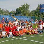 УЕФА Недеља фудбала од 23. до 30. септембра,сви региони узели учешће
