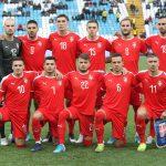 СРБИЈА НАПРЕДОВАЛА НА РАНГ-ЛИСТИ ФИФА