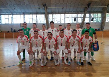 FUTSAL U19 | PRVI MEČ NOVE GENERACIJE I UBEDLJIV TRIJUMF PROTIV SLOVAČKE