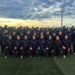 ЗИМСКИ КАМП ЗА ДЕВОЈКЕ U17 И U19