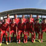 U19 | REMI DOBRE SRBIJE U PROVERI PROTIV RUMUNIJE U ARADU