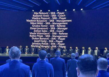 ZAVRŠEN 45. KONGRES UEFA NA KOME SU FSS PREDSTAVLJALI MARKO PANTELIĆ I JOVAN ŠURBATOVIĆ | IZABRANI ČLANOVI IZVRŠNOG ODBORA, PREDSTAVNICI EVROPSKOG UDRUŽENJA KLUBOVA, ČLANOVI SAVETA FIFA
