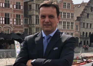 PRIZNANJE ZA FSS | JOVAN ŠURBATOVIĆ, GENERALNI SEKRETAR, DELEGAT UEFA NA EURO 2020